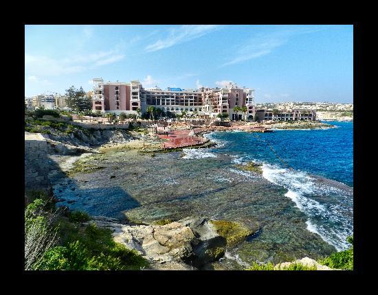 Mellieha Bay Hotel: Malta