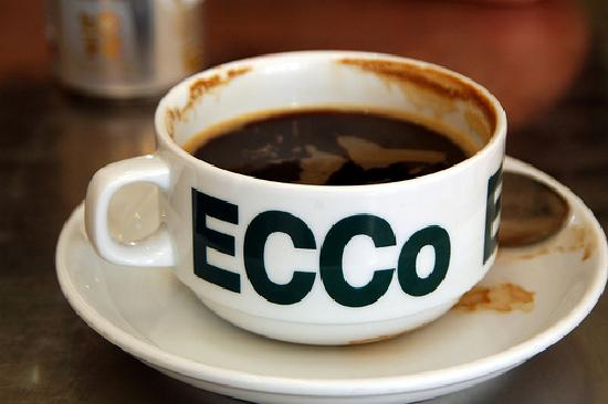 Coffee at ECCo London