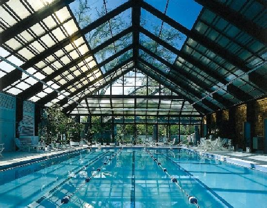 Omni Amelia Island Plantation Resort: Indoor 20 yard lap pool at our Health & Fitness facility