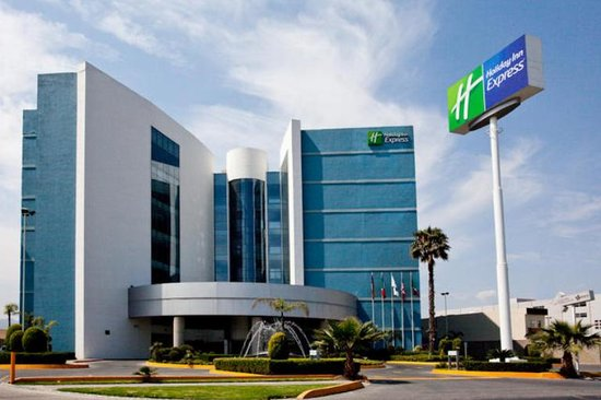 Holiday Inn Express San Luis Potosi: Fachada