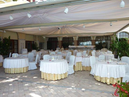 Grand Hotel Gardone: Limone Restaurant