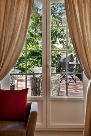 Casa Vela Guest House: Terrace