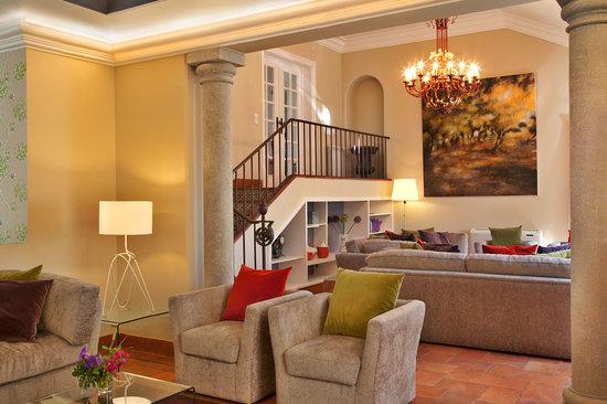 كاسا فيلا جست أوس: Living Room