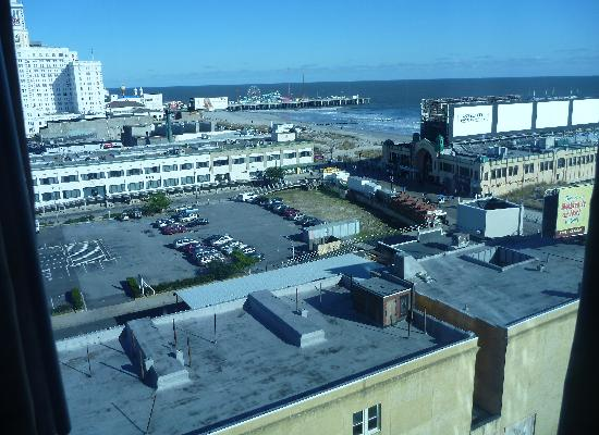 Royal Suites at  Atlantic Palace: View from Room.