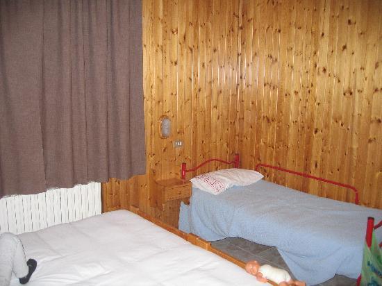 Hotel Federia: stanza