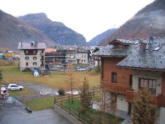 Hotel Federia: vista