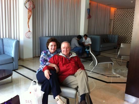 Radisson Hotel & Suites San Isidro: lobby del Radisson San Isidro