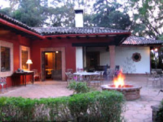 Casa Werma: Outside the Casa Grande