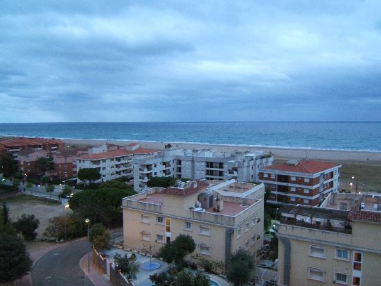 Hotel Natura Park : desde el balcón del 4º piso