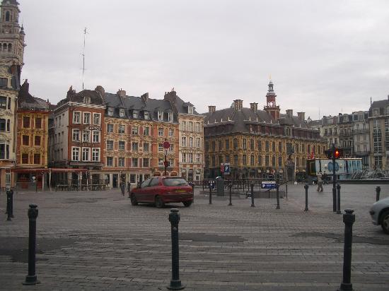 Hotel Novotel Lille Centre Grand Place Lille France