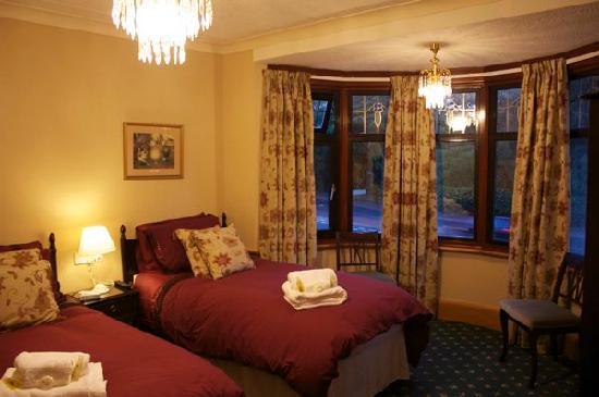 Mountbatten Court: Twin room