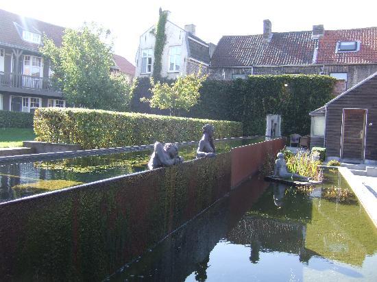 Hotel Montanus: In the garden
