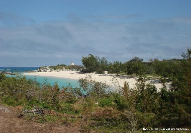 Long Bay, Cooper's Island