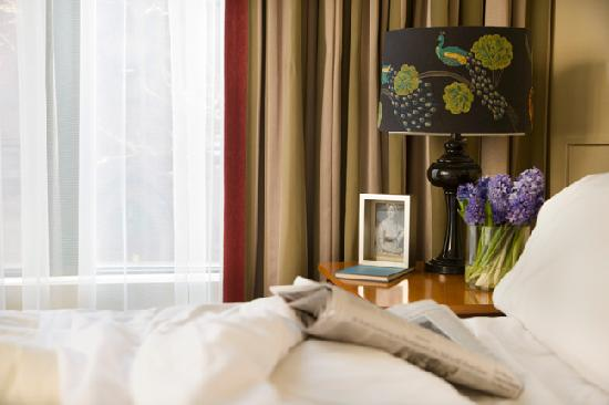 Hotel Providence: Come rest in our comfy-cozy linens