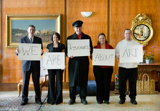 Hotel Providence: We are PASSIONATE about the Providence Arts Scene!