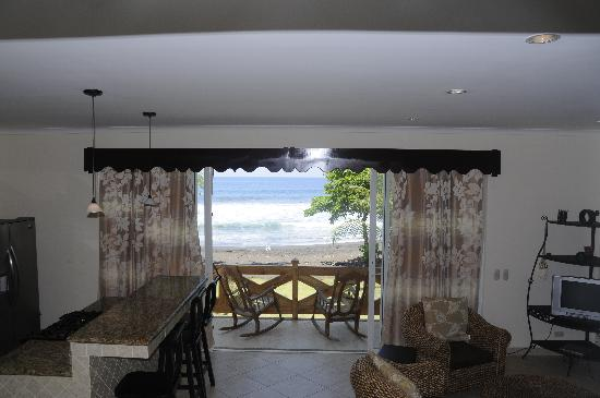 Surf Inn Hermosa: The 2 bedroom units face directly out towards the beautiful Pacific Ocean
