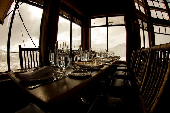 Eagle's Eye Restaurant - Kicking Horse Mountain Resort: Dining at Eagle's Eye