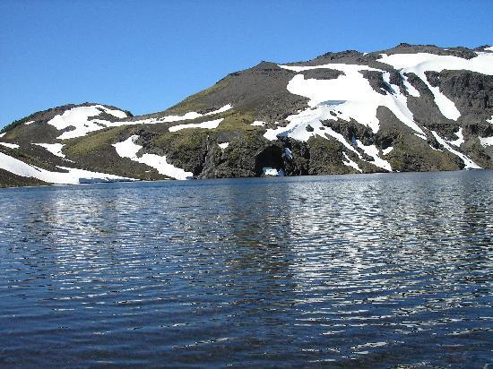 Coñaripe, Chile: entorno