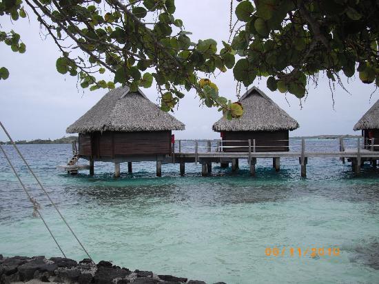 Maitai Polynesia Bora Bora: hab pilotis 1
