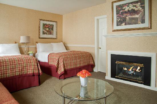 Moffat Inn: Guestroom