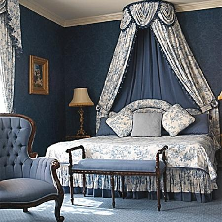 Prince of Wales: Blue Room