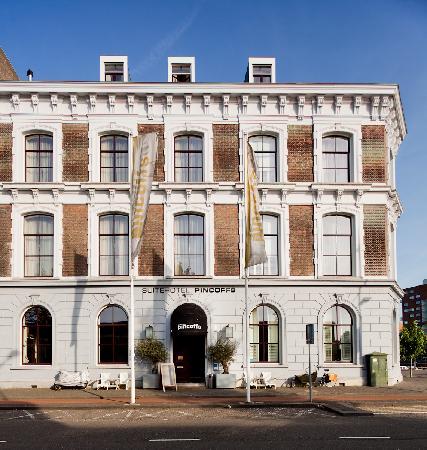 Suite Hotel Pincoffs: Monumental Pincoffs Hotel