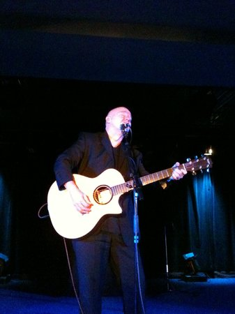 Brewery Arts Centre: The fabulous Midge Ure