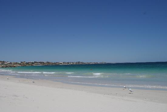 Hillarys Harbour Resort: just a few minutes walk to the Indian Ocean :-)
