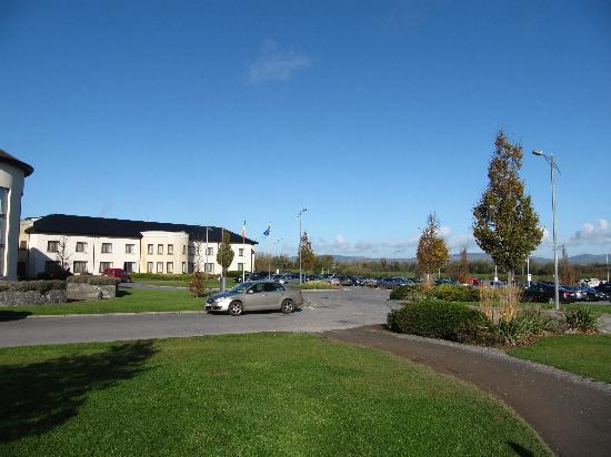 Great National Ballykisteen Golf Hotel: The Parkland