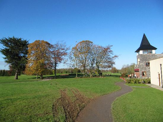 Tipperary, İrlanda: The Parkland Golfcourse