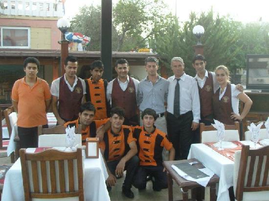 Saray Zetas Restaurant : Saray Zetaş Restaurant