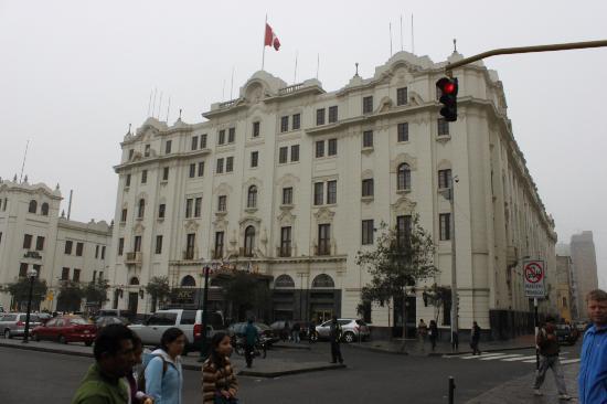 Gran Hotel Bolivar Is An Attraction