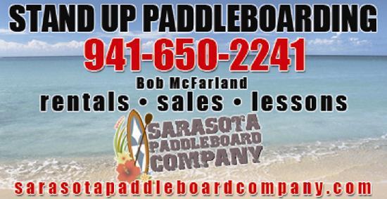 Sarasota Paddleboard Company : Sarasot Paddleboard Company