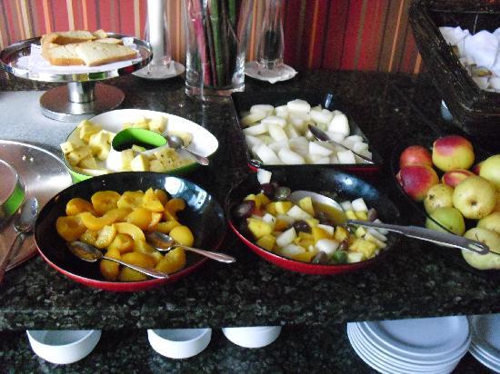 Quinta Mirabela: desayuno