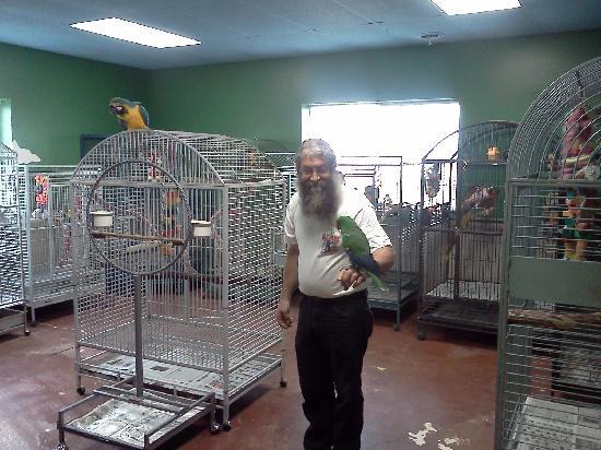 Black Hills Parrot Welfare & Education Center: Black Hills Parrot Education Cntr