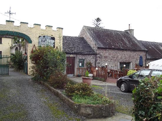 Ballyglass Country House: this is the pub within the grounds