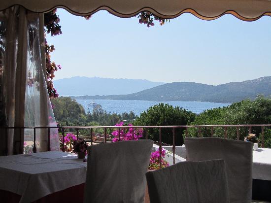 Park Hotel Cala di Lepre & Spa: Ristorante