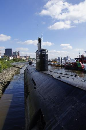 U-Bootmuseum U-434: il sottomarino