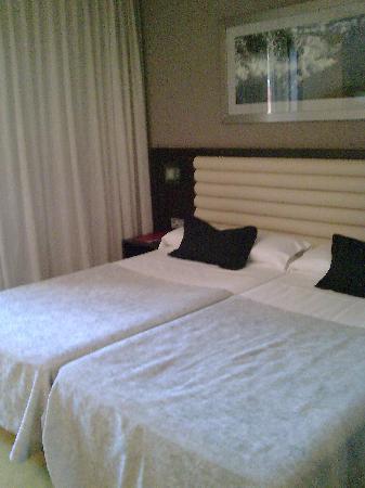 Hotel-Spa Bienestar Moaña: habitacion1