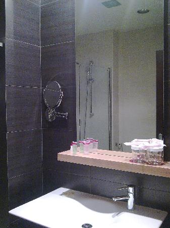 Hotel-Spa Bienestar Moaña: baño2