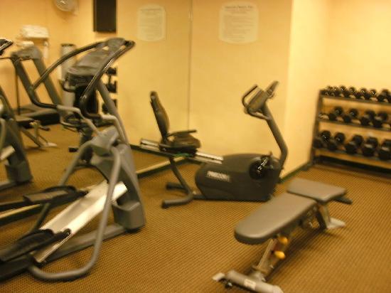 Exercise Room, Residence Inn Toronto Airport