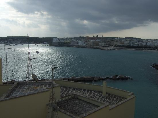 Otranto Mon Amour : View from our room at Monamour, Veroniques incredible place