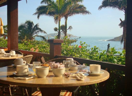 Foto de la boheme hotel e apart hotel, búzios: desayunador con ...