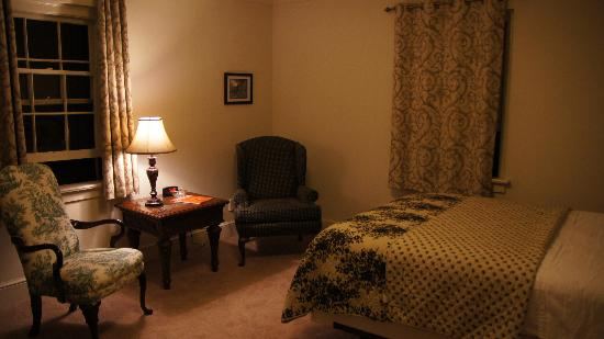 Monte Vista Hotel: Our room