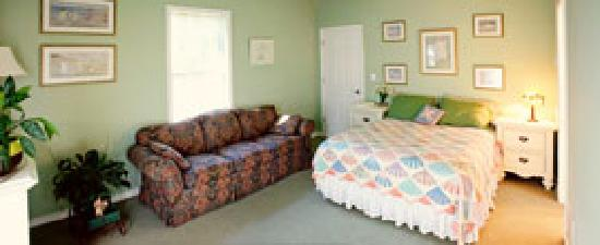 Warriors Mark, PA: Guest Bedroom