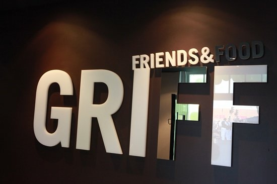 Griff friends & food