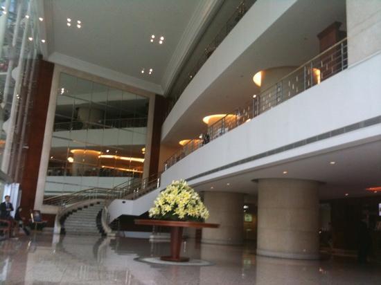 Kai Wah Plaza International Hotel: open lobby
