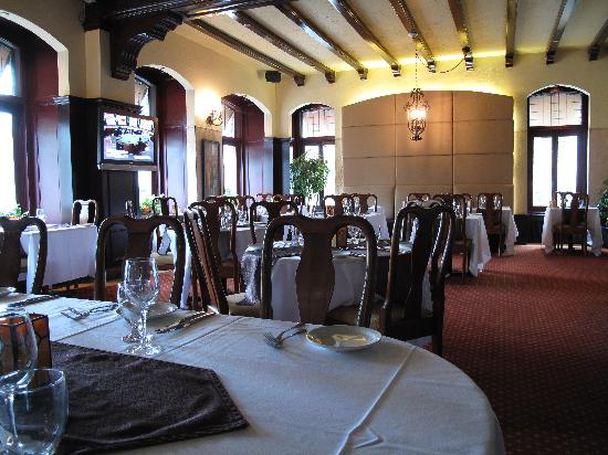 Hotel Clarendon: dining room