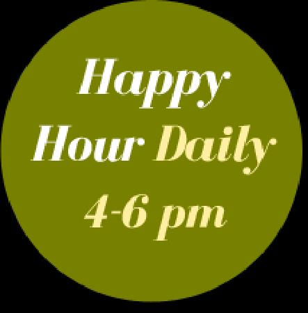 Be My Guest Thai: Happy Hour 4-6pm Daily