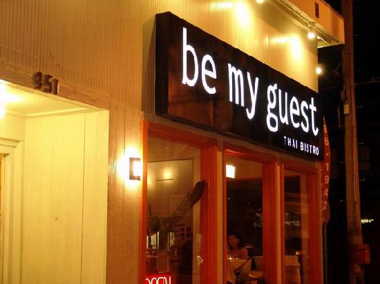 Be My Guest Thai Bistro